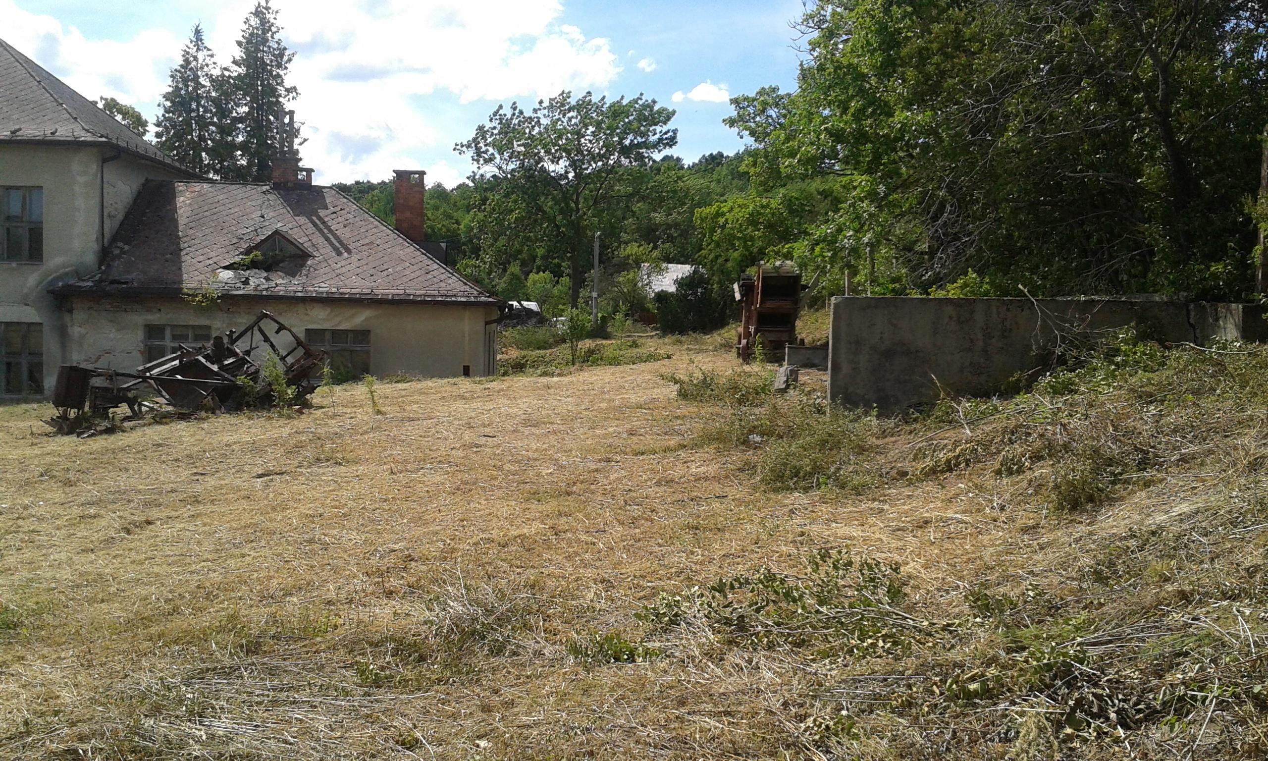 Pozemok na výstavbu chalupy alebo domu na Myjavských kopaniciach